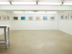 Matthias Meyer   New Drawings Gallery Weissraum Kyoto, Japan