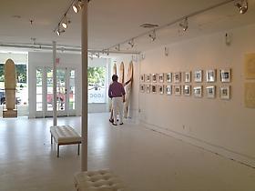 LOOC ART pop up gallery, Southampton, NY