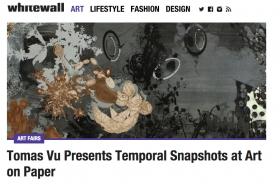 Whitewall Magazine Interviews Tomas Vu