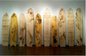 Rirkrit Tiravanija and Tomas Vu to Open Surf Shop at UNTITLED Miami Beach Surf's up, Miami.