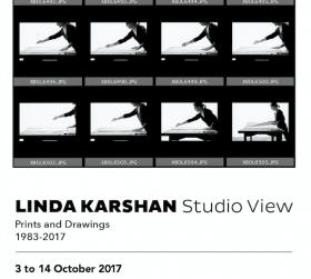 LINDA KARSHAN Studio View, Prints & Drawings