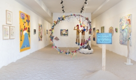 ANTHONY MILER, SHE SELLS SEASHELLS BY THE SEASHORE (Group Show)