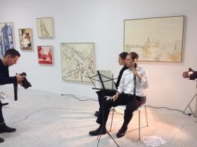 ART 3 PROGRAM SERIES Artist Talk, Performance
