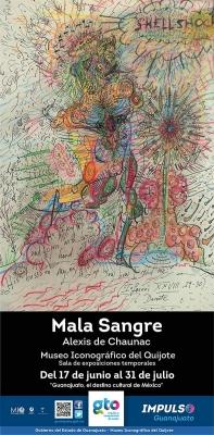 MALA SANGRE   |   ALEXIS DE CHAUNAC