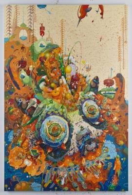 """Mi Ju's """"Nest"""" on NYC Art Scene"""