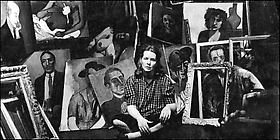 Alice Neel documentary directed by Andrew Neel premiers Friday, April 20, 7:15 pm at Cinema Village.