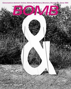 Samuel Jablon featured in BOMB Magazine