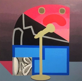Peter Schenck featured on Painting Is Dead Blog