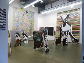 Matt Jones's Multiverse reviewed in Art Critical