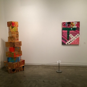 Freight + Volume artists shown in group exhibition at Children's Museum of Art
