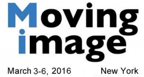 George Jenne at Moving Image Fair New York