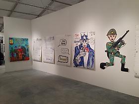 Michael Scoggins at Art Miami/Context 2012