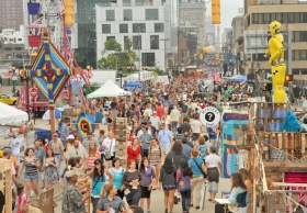 BroLab will be at this year's Artscape