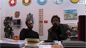 FIAC 2006: Nick Lawrence interviewed on Artivi at FIAC 2006 - Paris