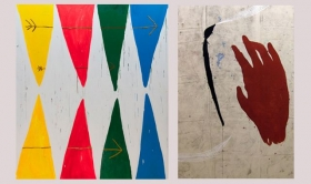"""Cristina de Miguel debut solo show """"Absolutely Yours"""" reviewed in ArtInfo"""