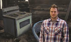 Damian Stamer in Modern Painters
