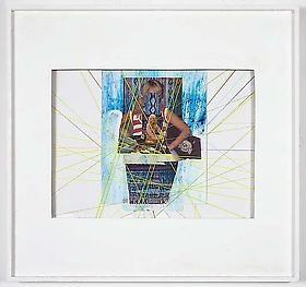 """Kristen Schiele's """"Beyond the Rocks"""" reviewed in ArtSlant"""