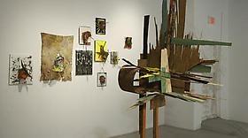 """Pepe Mar's solo exhibition """"Raw Sewage"""" opens Saturday, April 12, 7-10pm at David Castillo Gallery, Miami, FL"""