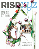 Sophia Narrett featured in RISD XYZ Magazine