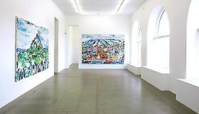 Brendan Cass's solo exhibition opens March 31, 2007 at Lars Bohman Gallery, Stockholm, Sweden. Exhibition runs through May, 2007.