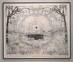 Kent Dorn in Art Ltd.'s Texas Biennial Artist Highlights by Kelly Klaasmeyer