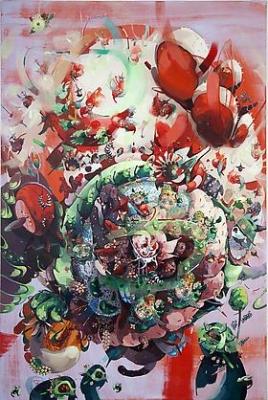 Mi Ju featured on Juxtapoz.com