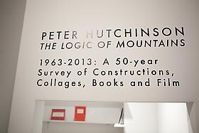 Peter Hutchinson in Musée Magazine