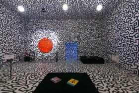 Ibiza se convierte en un espacio Keith Haring