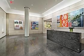 Tom Judd on view at 527 Madison Ave Lobby July 8, 2014