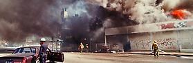 TED SOQUI : LA Riots Then & Now Photographs