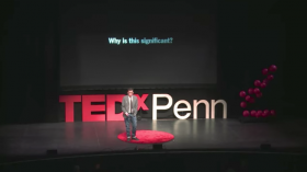 Mr. Fish's TED Talk: On Scratching Itches, Ditching Decorum and Reimagining the Role of the Artist