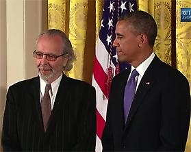 President Obama Awards National Medal of Arts to Herb Alpert