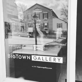 BigTown Blog: Walking into BigTown Gallery Vergennes...