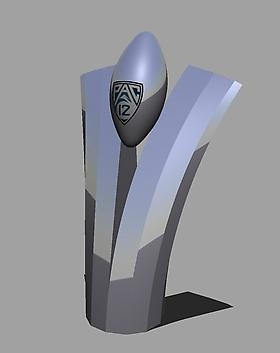 Archie Held wins commission for PAC-12 Design