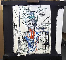 New Acquisition - JM Basquiat
