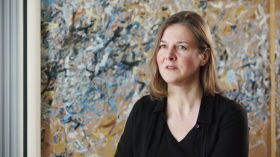 ARTNET VIDEO: Painter Cornelia Thomsen's Stark New Palette