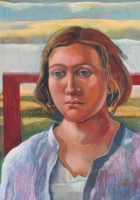 Monique de Roux at Galerie Alain Blondel