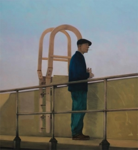 Ray Richardson at the Walker Art Gallery, Liverpool