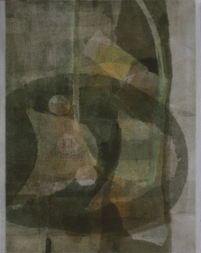 Manish Pushkale UNTITLED 1 2008 Oil on canvas 30 x 24 in.