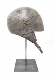 Katja Larsson   Icarus 10.7, 2020  Bronze  11h x 11w x 16d in