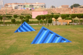 Seher Naveed  Tip 1 and 4, 2021  As seen at the 2019 Karachi Biennale