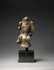 Manasa Gupta Teracotta c. 5th Century 16 in.
