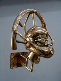 HELMSMAN 2008 Bronze 10 x 12 x 12 in.  NFS