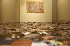 Muzzumil Ruheel IMAGES AND ART 2009 Print media images, inkjet archival print on canvas