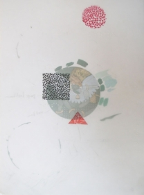 Hasnat Mahmood TRACINGS / REFERENCES 2008-09 Mixed media on tracing paper 11.5 x 8.5 in. x 10 pieces