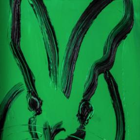 Hunt Slonem Bunnies, Hunt Slonem art for sale at Manolis Projects