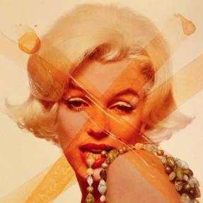 Bert Stern, The Last Sitting of Marilyn Monroe - Crucifix IV, Artist Proof