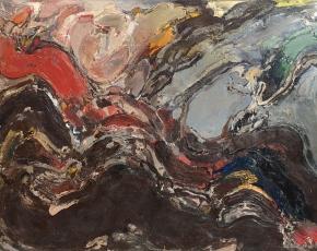 Artist Julius Hatofsky 1922-2006.