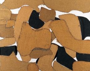 Artist Conrad Marca-Relli 1913-2000.