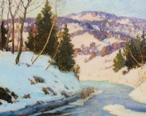 Artist Walter Koeniger 1881-1943.